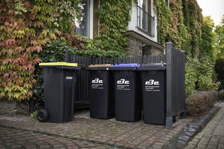 Verschiebung der Abfallabfuhr wegen Christi Himmelfahrt
